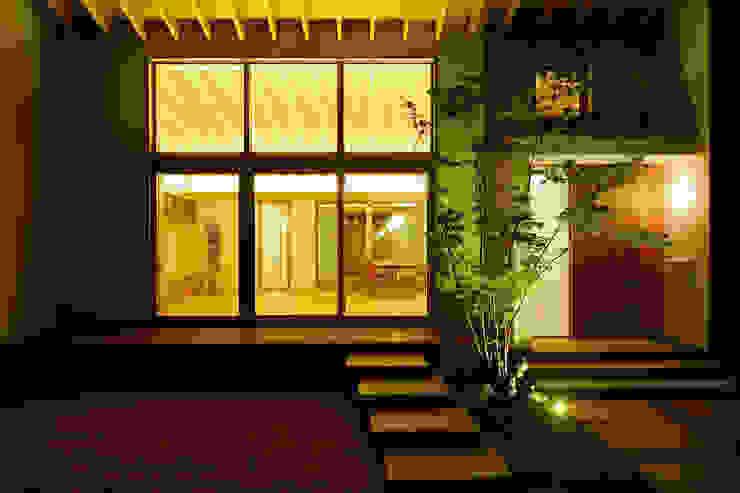 Moderne Häuser von スタジオグラッペリ 1級建築士事務所 / studio grappelli architecture office Modern