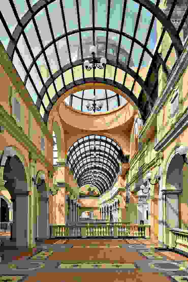 Pusat Perbelanjaan Klasik Oleh Cotefa.ingegneri&architetti Klasik