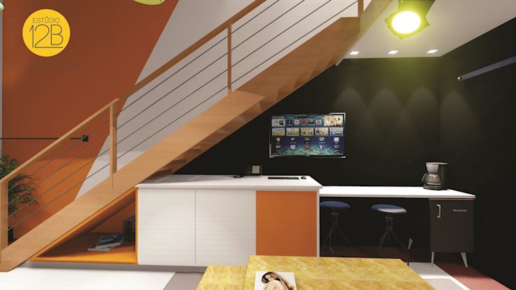 Estúdio 12b Office spaces & stores