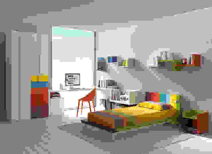 DORMITORIOS de Muebles Flores Torreblanca Moderno
