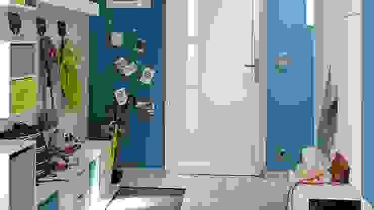 Evinin Ustası Dinding & Lantai Gaya Mediteran