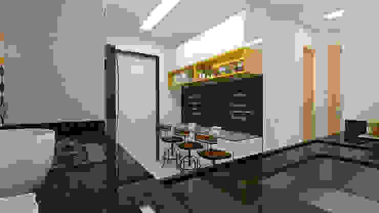 Кухня в стиле модерн от Impelizieri Arquitetura Модерн