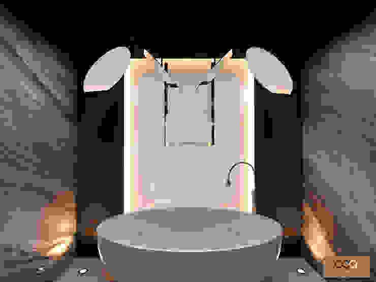 Moderne Badezimmer von Oda Tasarım İçmimarlık Modern