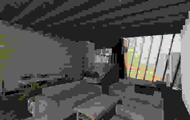 Living - Comedor Livings de estilo moderno de GerSS Arquitectos Moderno