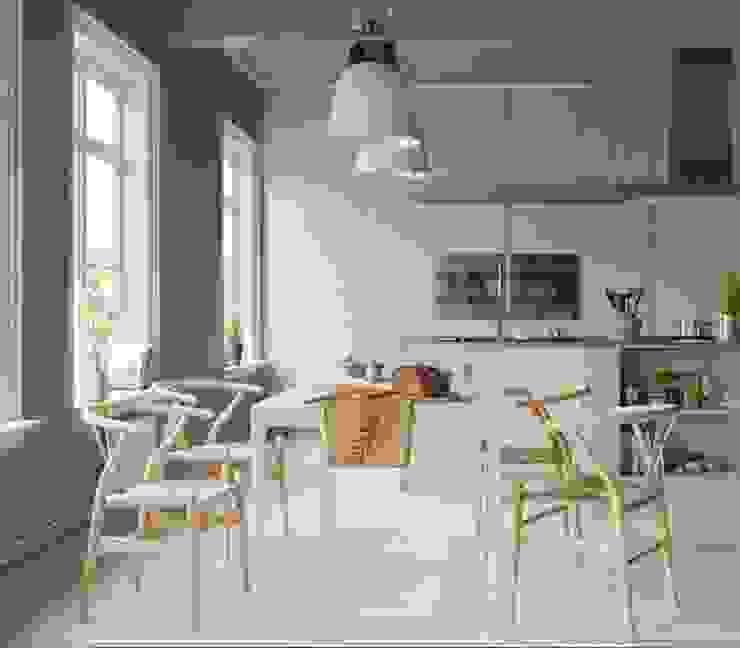 mobiliario para el hogar de DISEÑO INTERIOR MOBILIARIO Escandinavo