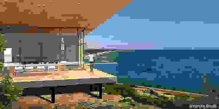 Terraza Casas estilo moderno: ideas, arquitectura e imágenes de homify Moderno