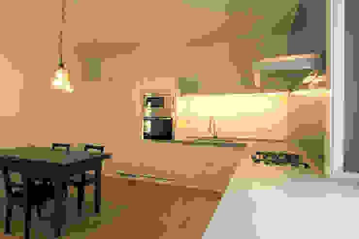 Modern style kitchen by diegogiovannenza|architetto Modern
