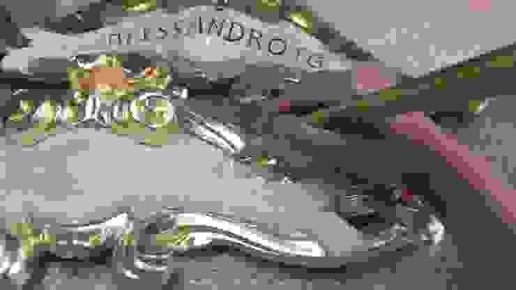 Doratura a guazzo di LAB - officina d'arte & restauro