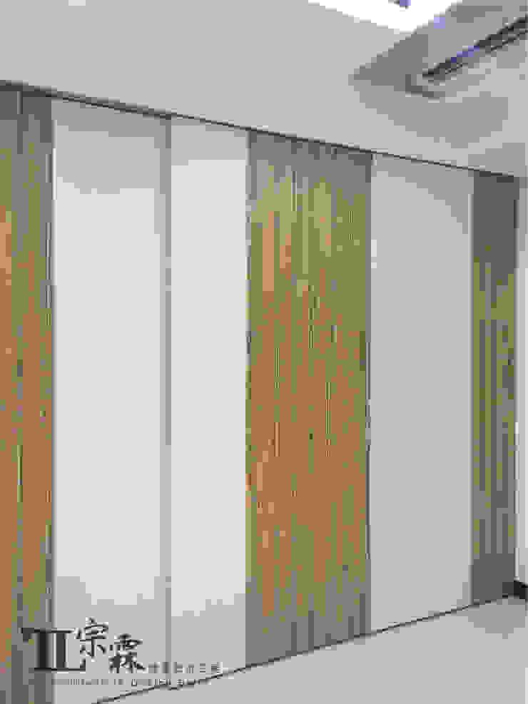 兒子房衣櫃 根據 宗霖建築設計工程 隨意取材風