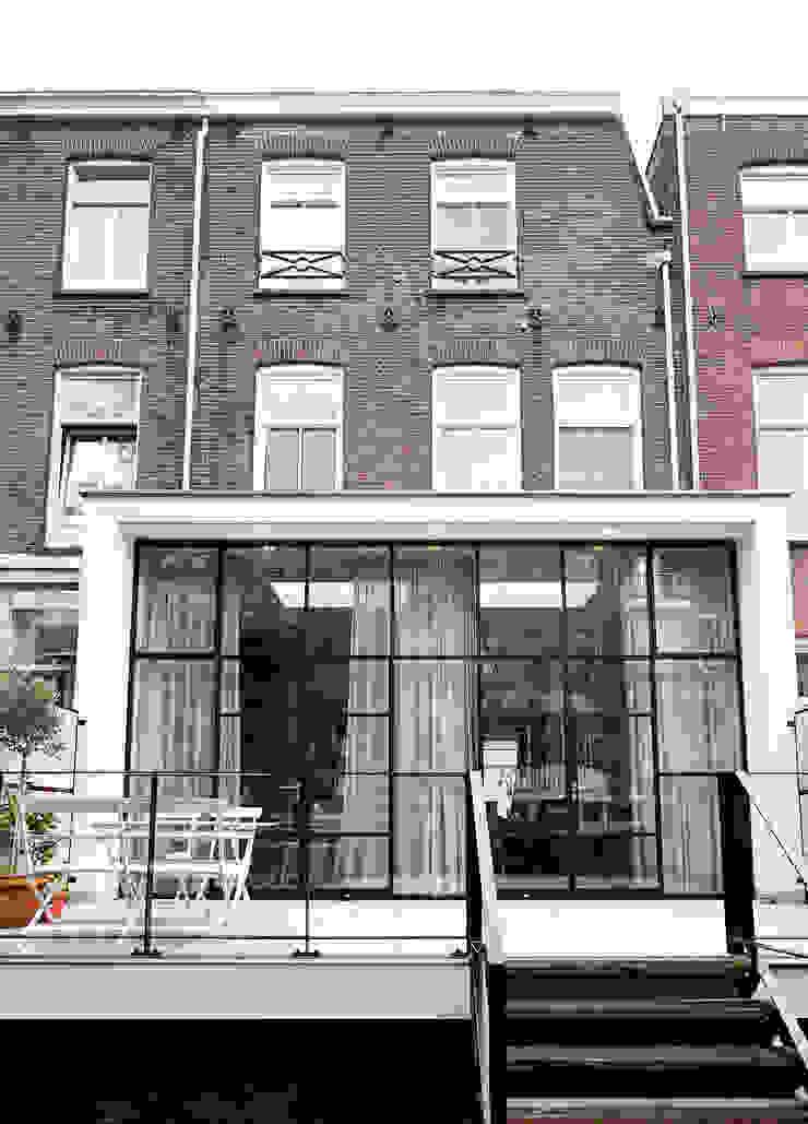 Herenhuis 1890, Amsterdam Moderne serres van VASD interieur & architectuur Modern