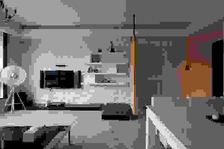 台北大直北歐風住宅 根據 八軒室內裝修工程有限公司 北歐風