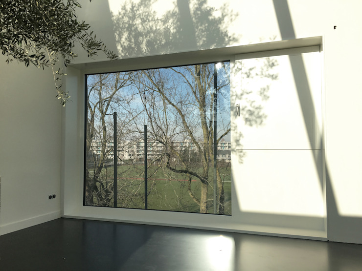 woonhuis O Veemarkt Utrecht Moderne studeerkamer van atelier2architecten Modern
