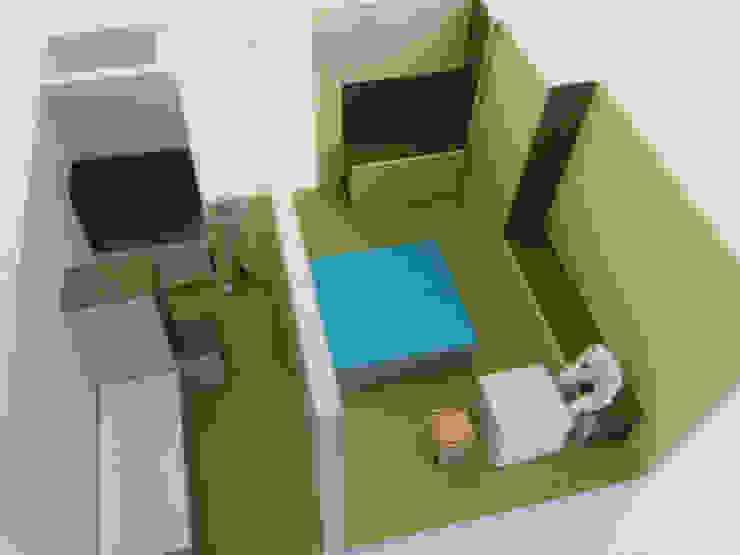 Gemeentelijk Noodverblijf: modern  door Lavelli interieurontwerp, Modern