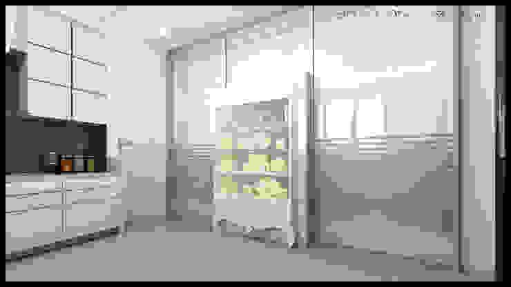 3D Designs By Mirva Vora Designs. Classic style kitchen by Mirva Vora Designs Classic