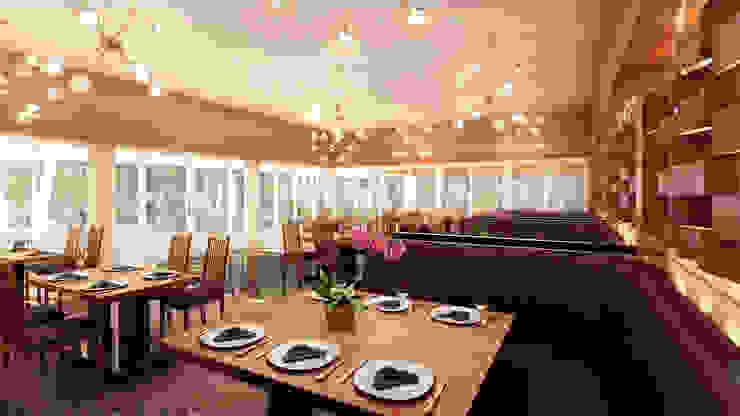 3D Designs By Mirva Vora Designs. Modern dining room by Mirva Vora Designs Modern