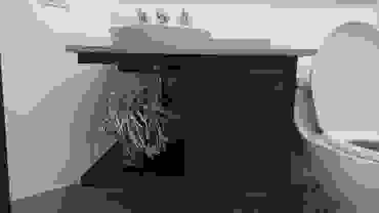 Grupo Moix SAS BathroomSinks Wood Wood effect
