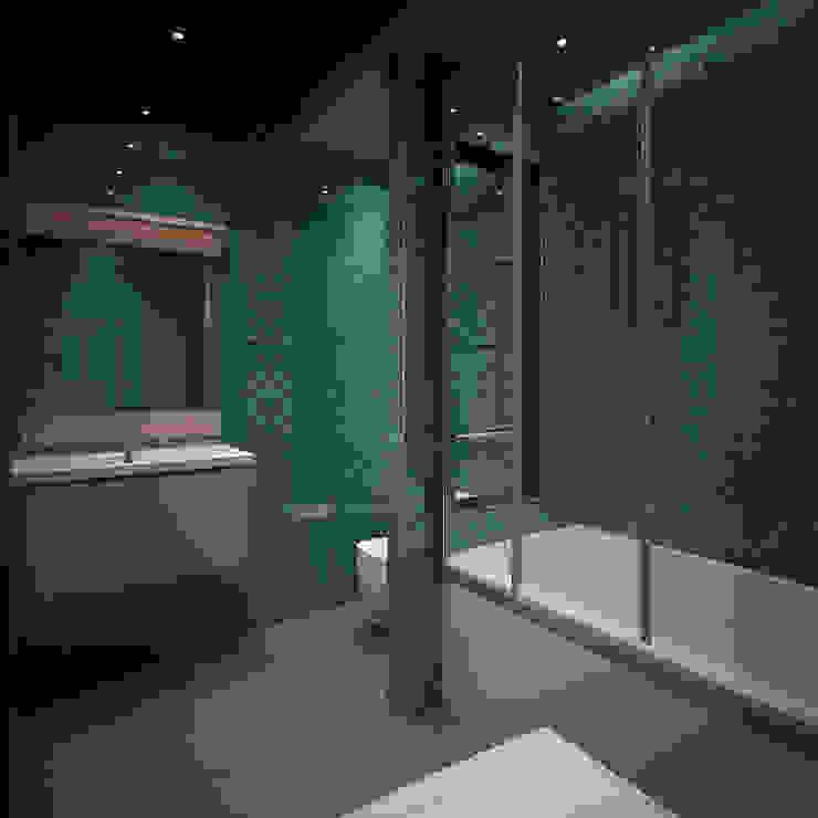 ванная: Ванные комнаты в . Автор – Русская линия,