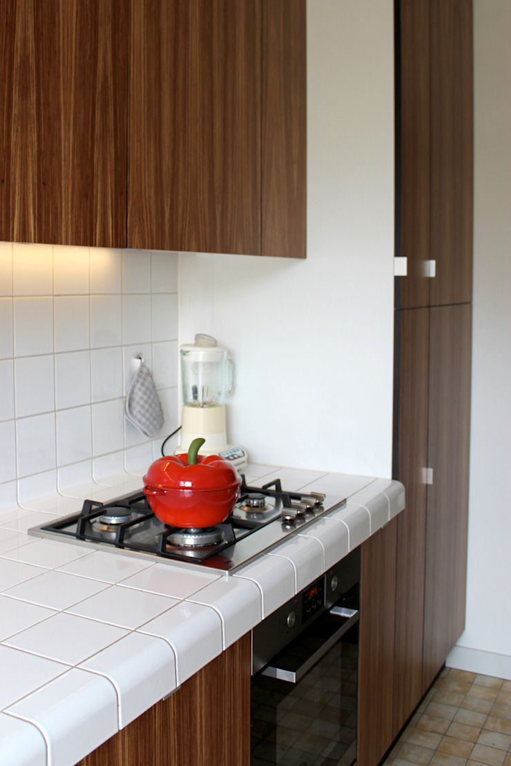 Keuken B42 Maastricht (2013) Scandinavische keukens van Gaby Paulissen Architect Scandinavisch
