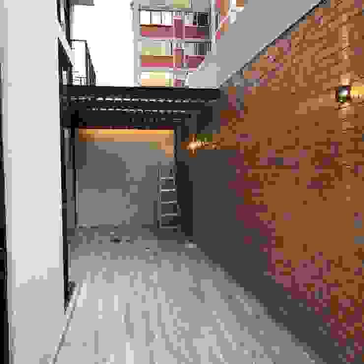 Síntesis Arquitectónica ® Modern Terrace