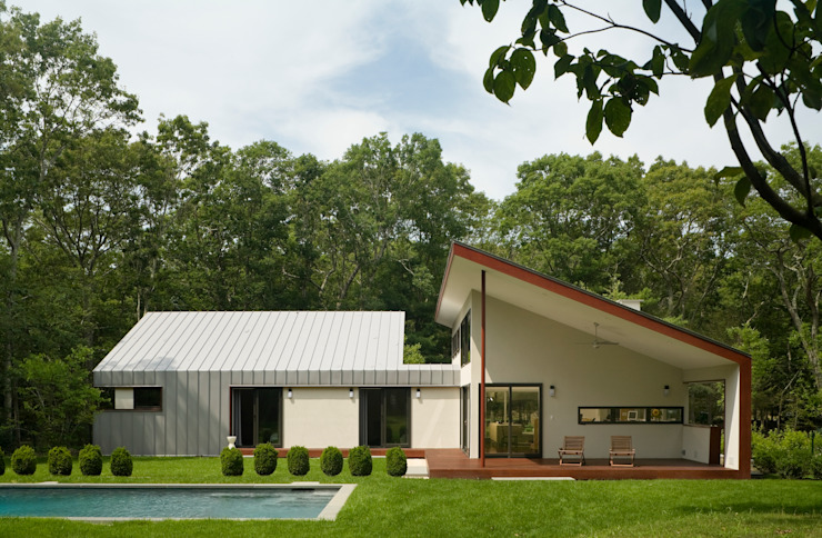 Whale Rock House Modern Houses by Eisner Design Modern