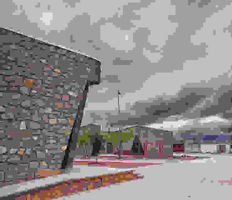 ARQUITECTURA EN PROCESO 窗戶 石器
