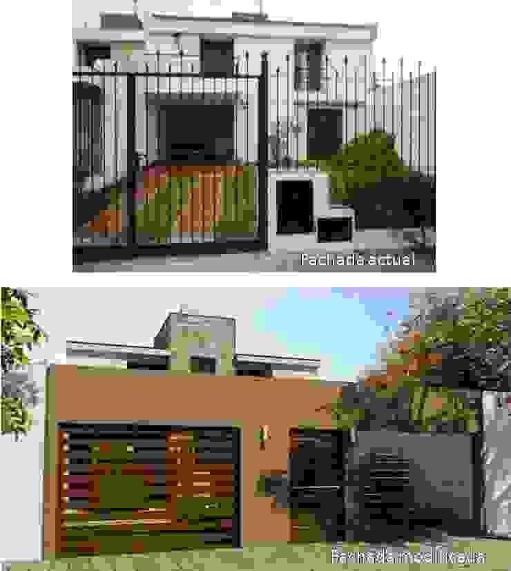 Proyecto de Remodelación y cambio de fachada de Valy