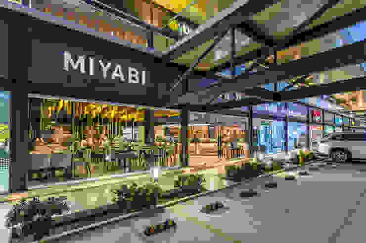 MIYABI Casas modernas de ARKHAM PROJECTS Moderno