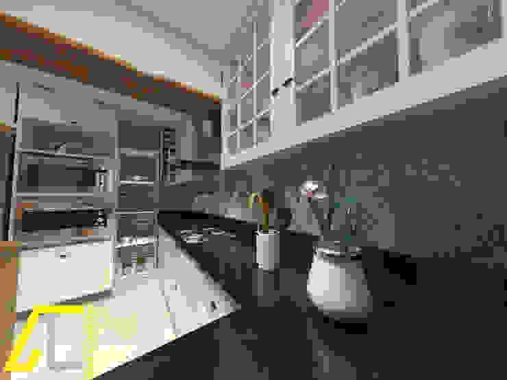 Nhà bếp phong cách kinh điển bởi Ana Coutinho Arquitetura Kinh điển