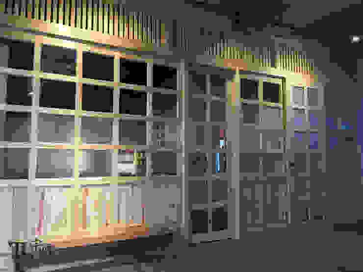 側邊出入口 根據 宗霖建築設計工程 工業風