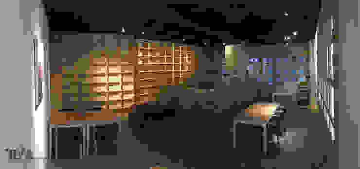 展示櫃 根據 宗霖建築設計工程 工業風