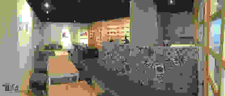 室內配置 根據 宗霖建築設計工程 工業風