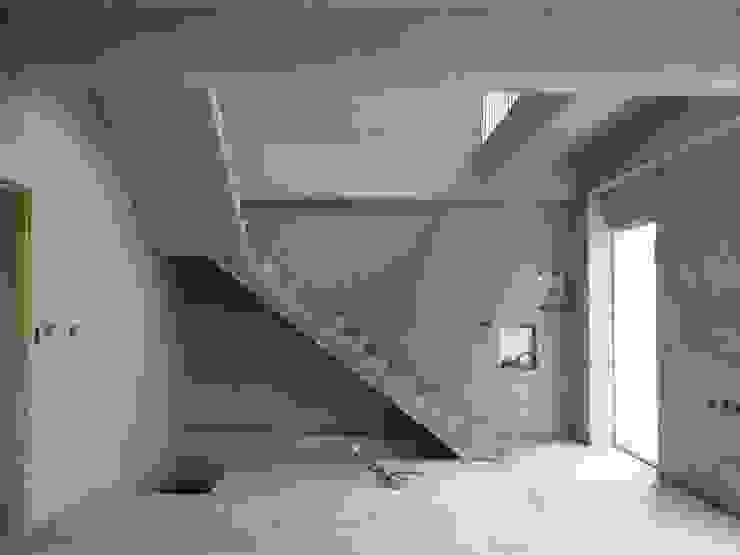 白河W宅 根據 兆博建築 現代風