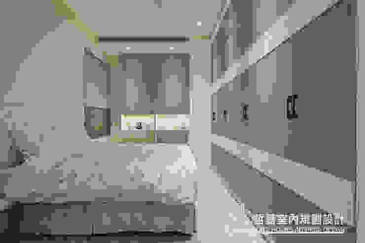 臥室 根據 哲嘉室內規劃設計有限公司 簡約風