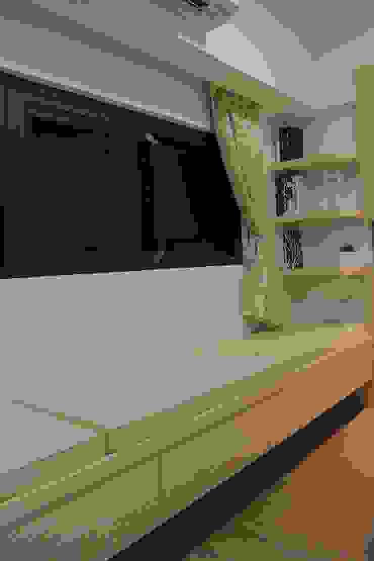 竹北-李公館 根據 匠世室內設計有限公司 現代風