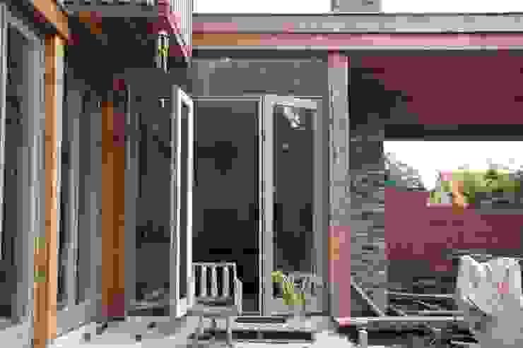 Reigerslaan Moderne tuinen van JE-ARCHITECTEN Modern