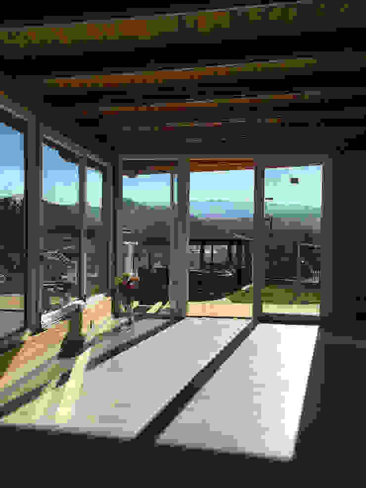 Veranda completa Svitavvita Snc Giardino d'inverno moderno