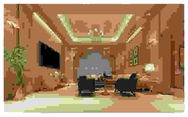 Klassische Wohnzimmer von Arch In Design Klassisch