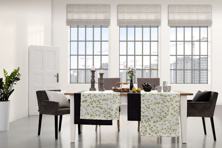 modern  by Dekoria GmbH, Modern Textile Amber/Gold