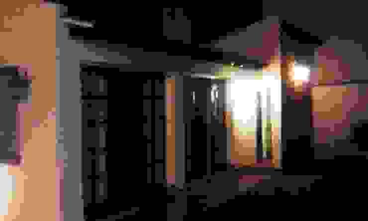 Vivienda unifamiliar Casas eclécticas de Valy Ecléctico Ladrillos