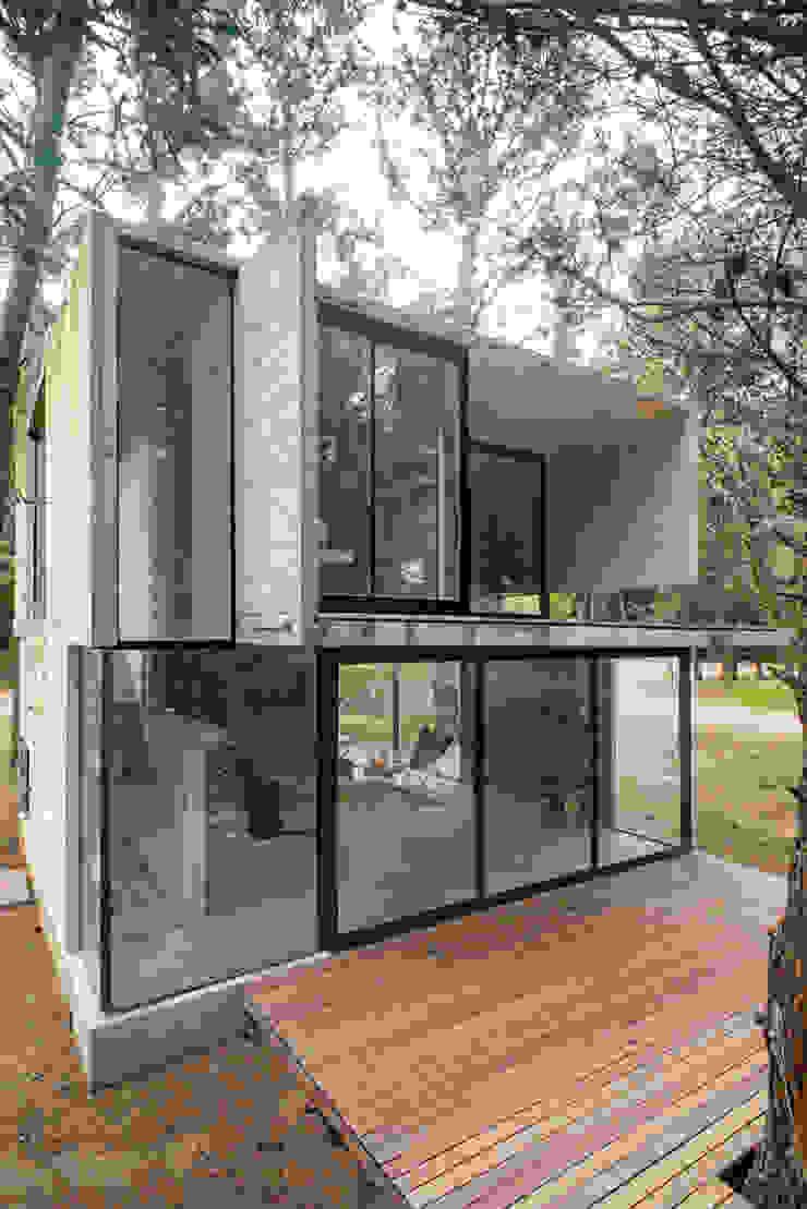 Chalet construido a tus necesidades Casas minimalistas de Chalets & Lofts Minimalista Concreto