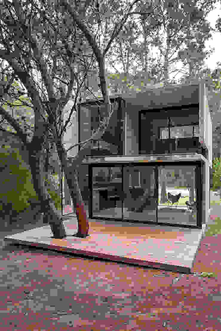 Loft Urban Casas minimalistas de Chalets & Lofts Minimalista Concreto