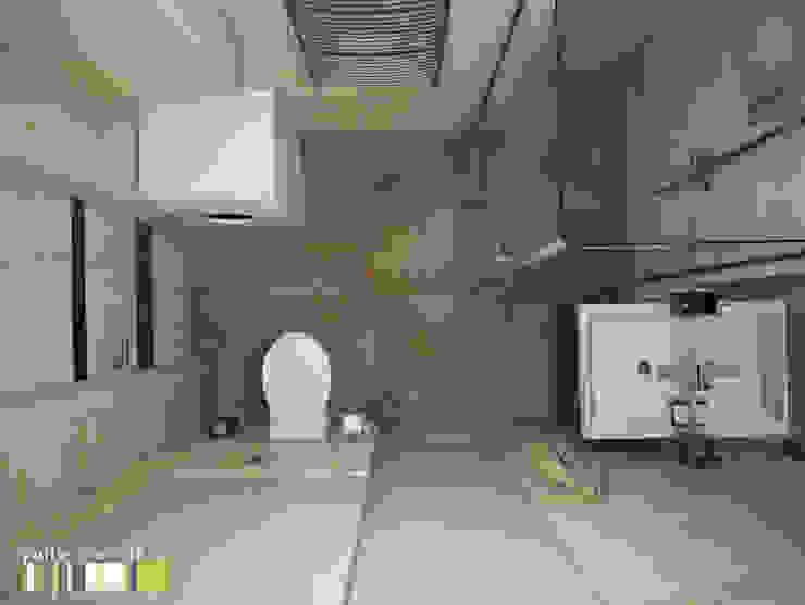 Salle de bains de style  par Мастерская интерьера Юлии Шевелевой