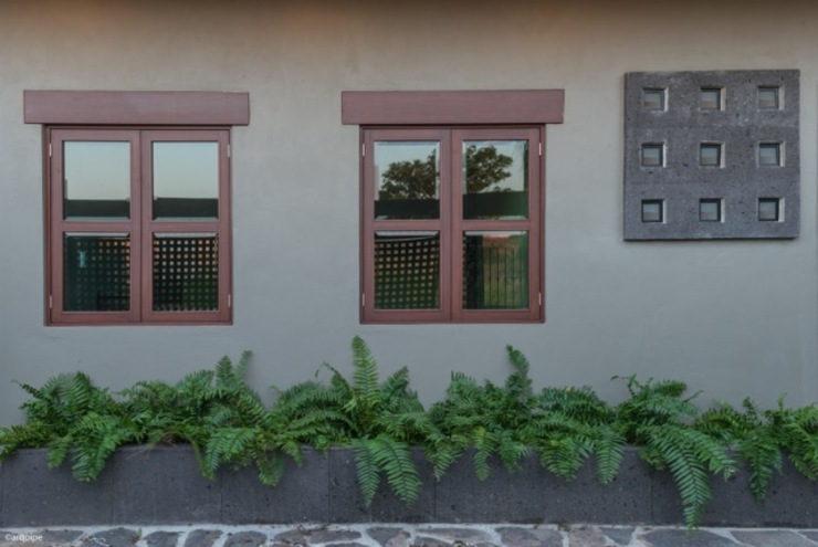 LUIS GRACIA ARQUITECTURA + DISEÑO Casas estilo moderno: ideas, arquitectura e imágenes