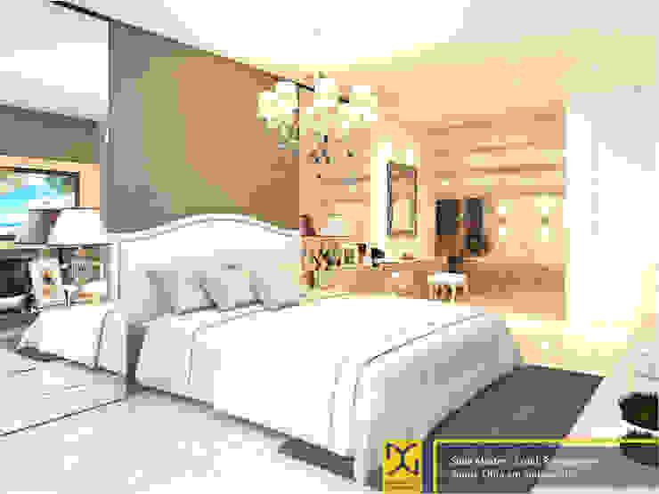 Estúdio DG Arquitetura Dormitorios de estilo moderno