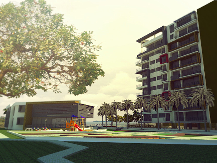 INTERIOR Casas modernas de IngeniARQ Moderno