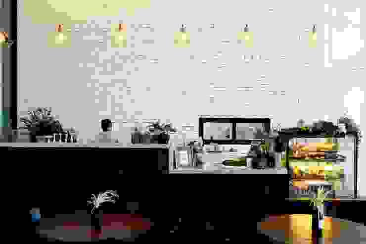 Origmi Cafe โดย Monolinedesign Studio