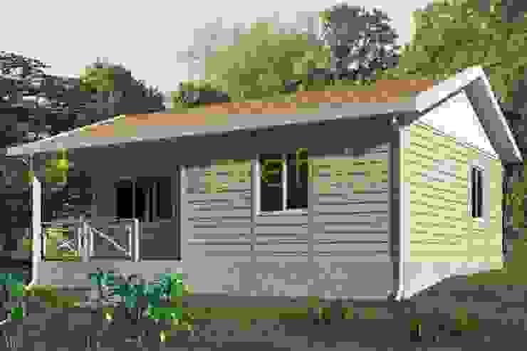 Casas de estilo clásico de Kolay Prefabrik Evler Clásico
