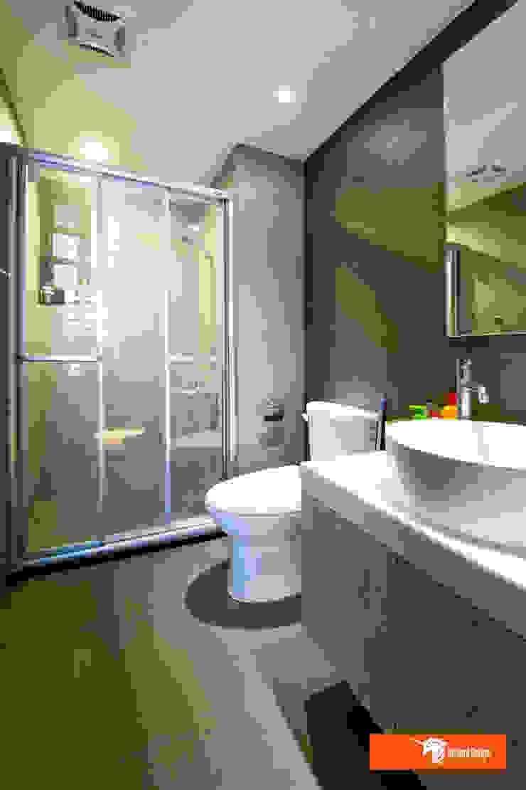 Unicorn Design Ausgefallene Badezimmer