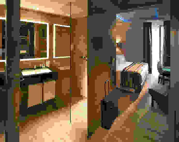 Hotel Cavour, Milano Hotel moderni di Studio Simonetti Moderno