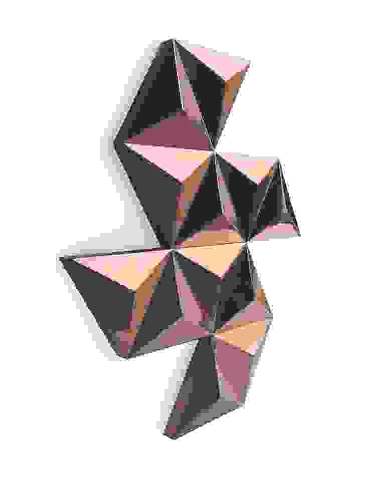 Designheizung Diamond in kupfer Moderne Schlafzimmer von RF Design GmbH Modern Eisen/Stahl